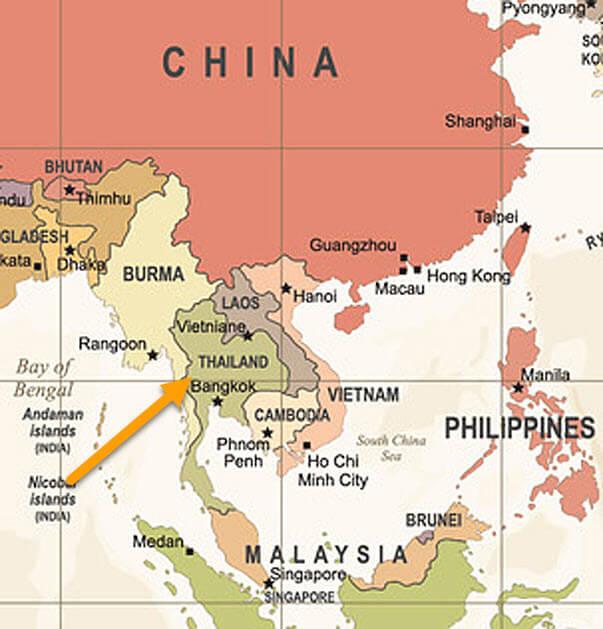 Thailand Wild Cats | Big Cats, Small Wild Cats of Thailand on amur tiger map, sumatran tiger map, dhole map, african tiger map, indochinese tiger map, chinese tiger map, caspian tiger map, tiger habitat map, golden tiger map, south china tiger map, malayn tiger map, asiatic cheetah map,